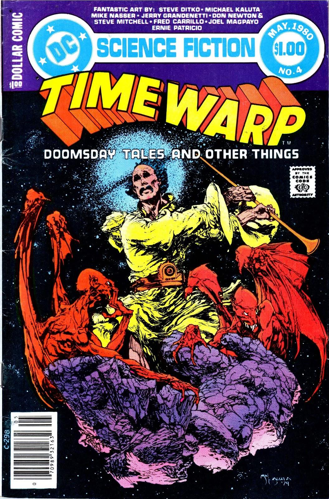 Time Warp (1979) 4 Page 1