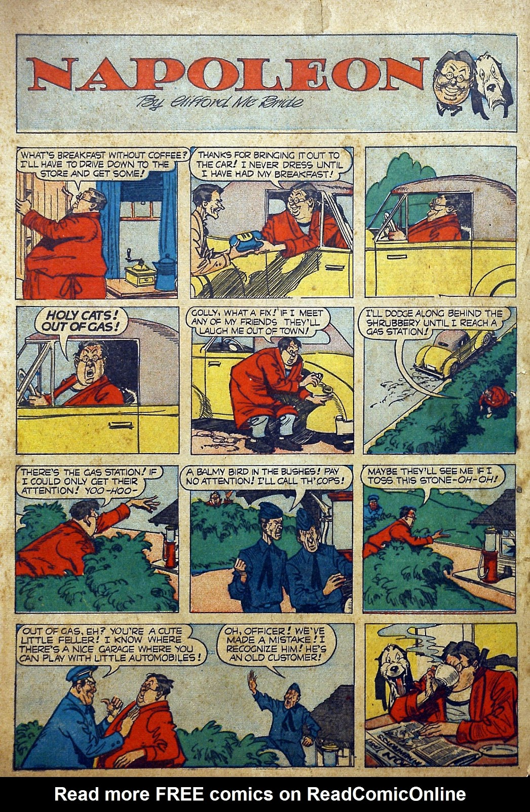 Read online Famous Funnies comic -  Issue #97 - 65