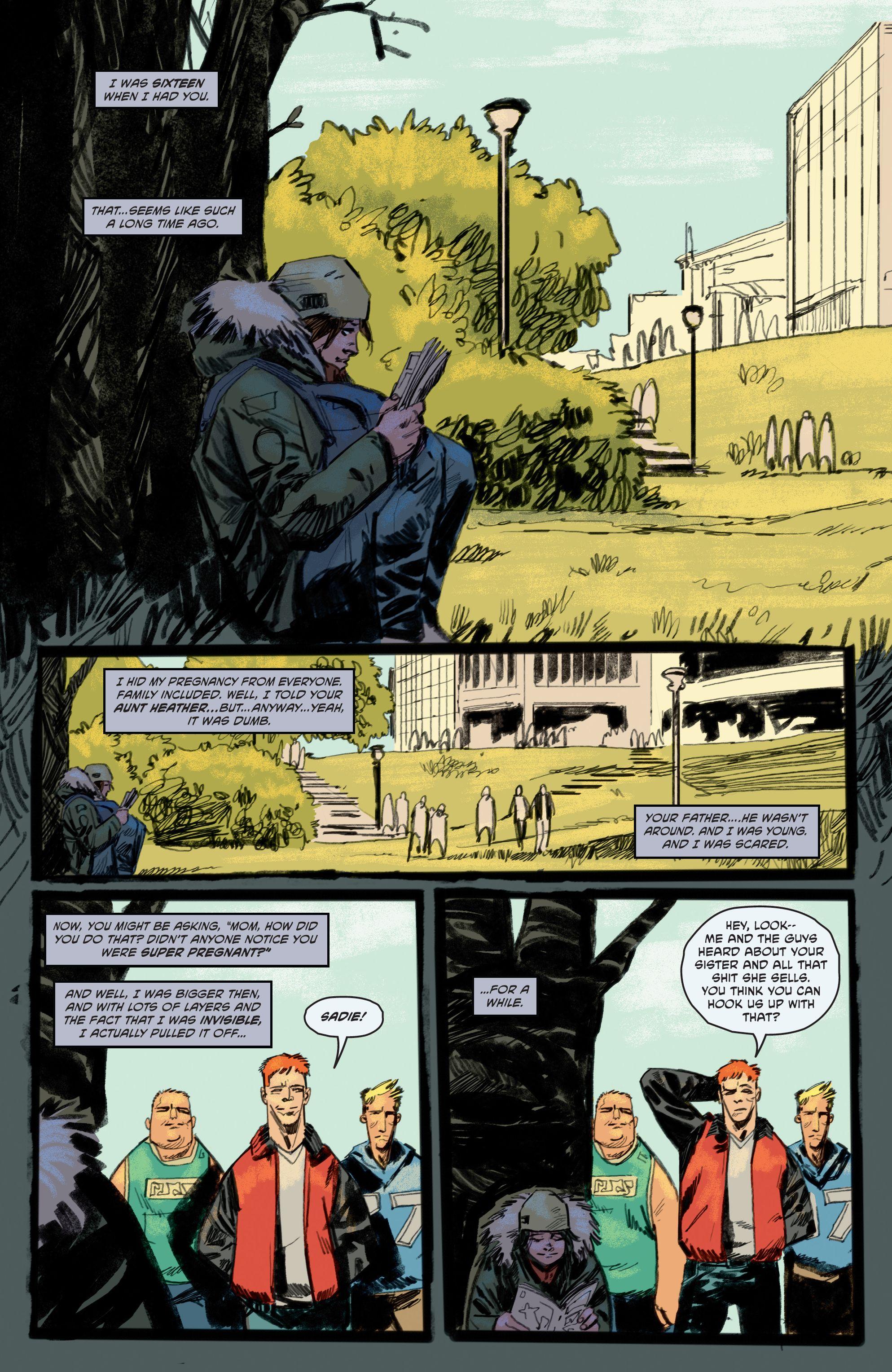 Read online Babyteeth comic -  Issue #1 - 6