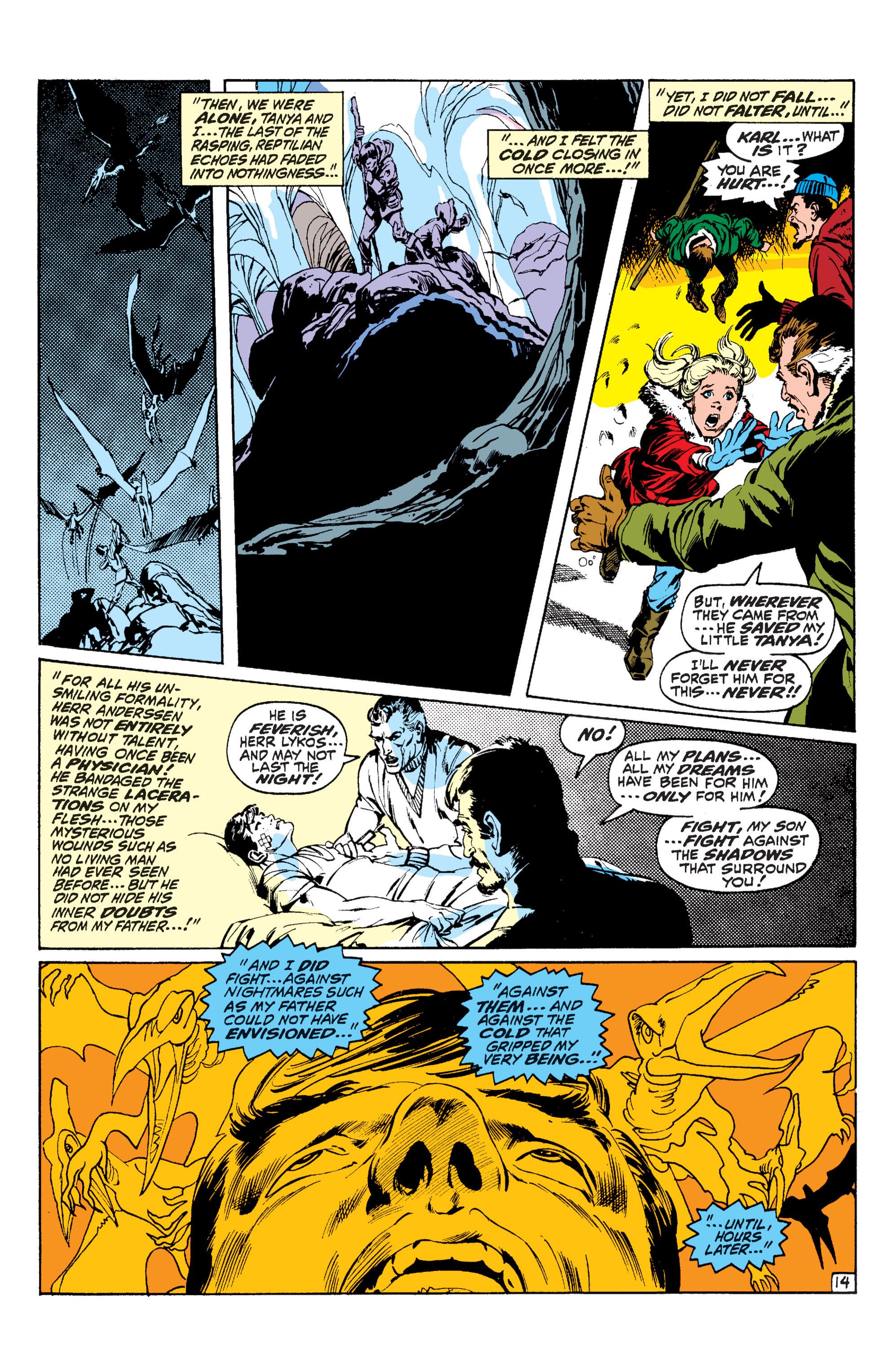 Read online Uncanny X-Men (1963) comic -  Issue #60 - 13