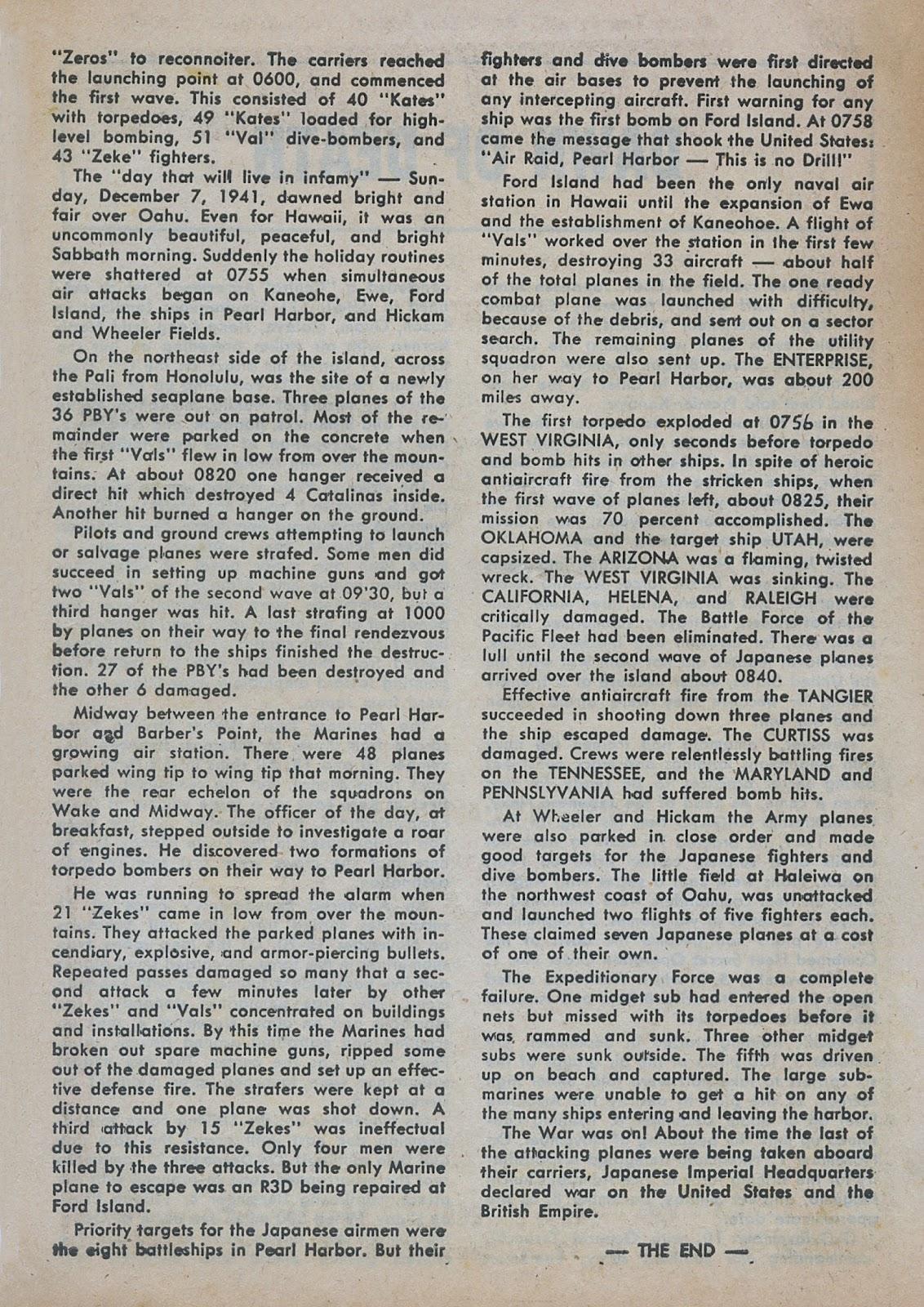 Read online Fightin' Navy comic -  Issue #82 - 52