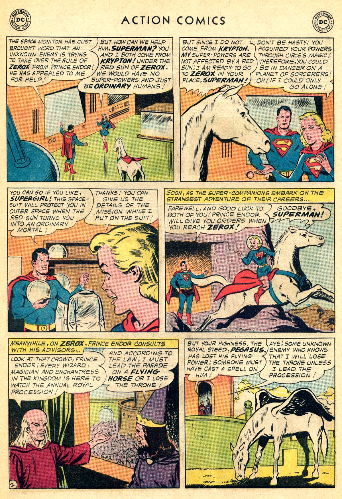 Read online Action Comics (1938) comic -  Issue #301 - 21