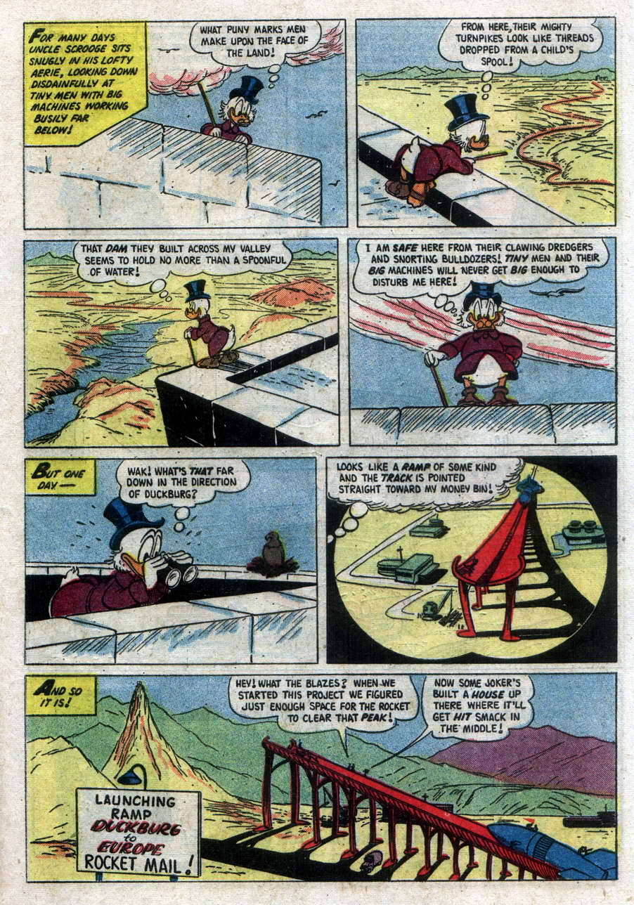 Read online Uncle Scrooge (1953) comic -  Issue #15 - 33