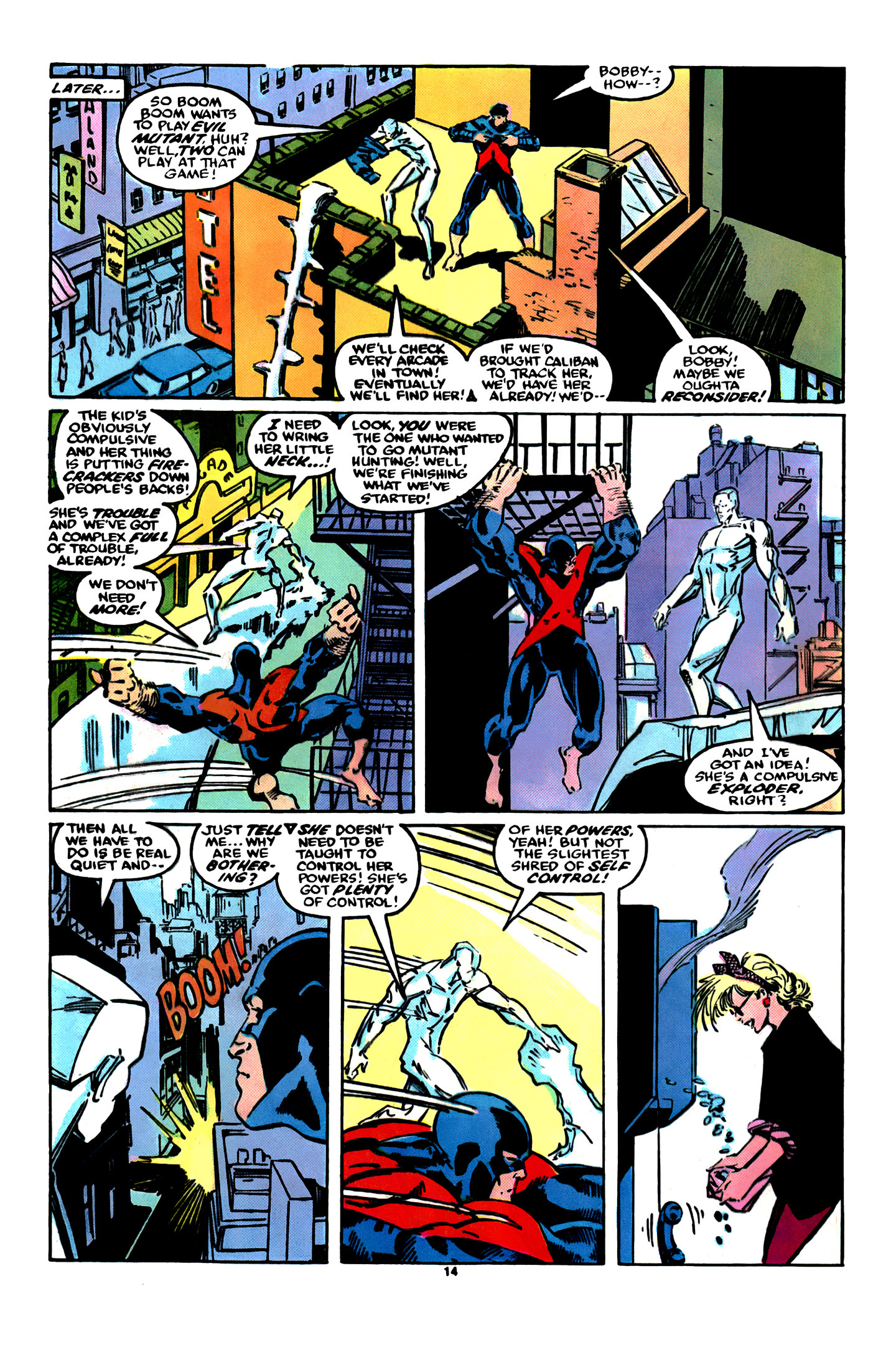 Read online X-Factor (1986) comic -  Issue #12 - 15