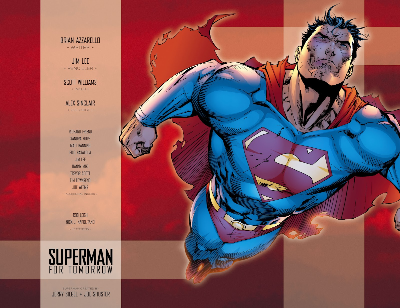 Read online Superman: For Tomorrow comic -  Issue # TPB (Part 1) - 3