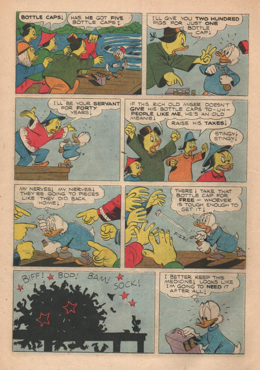 Read online Uncle Scrooge (1953) comic -  Issue #6 - 18