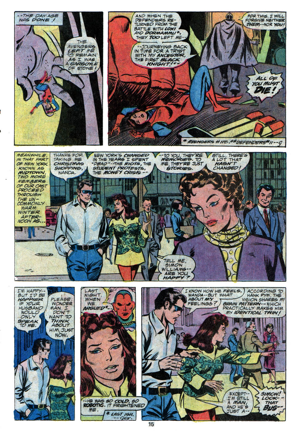 The Avengers (1963) 157 Page 9