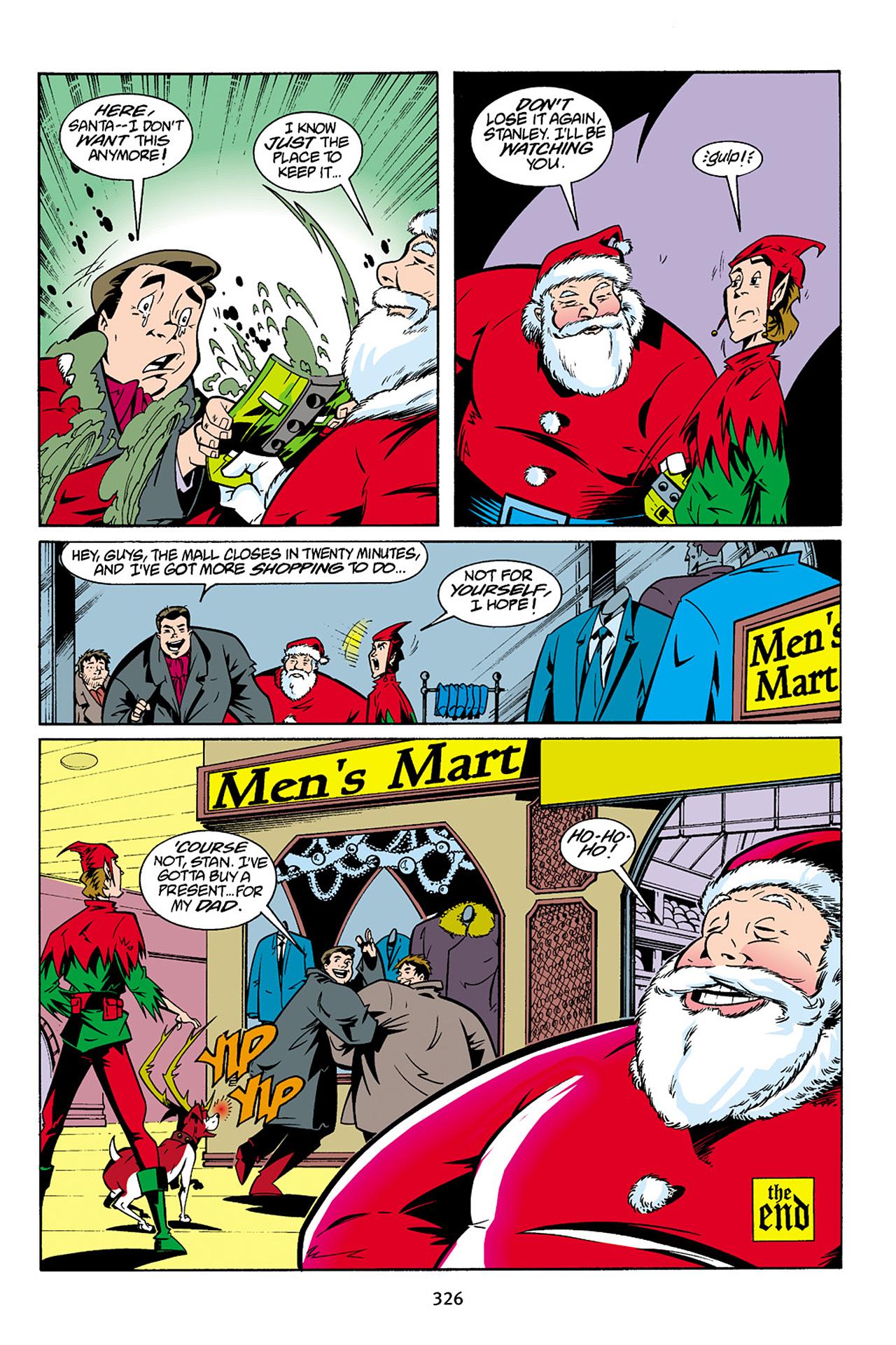 Read online Adventures Of The Mask Omnibus comic -  Issue #Adventures Of The Mask Omnibus Full - 325
