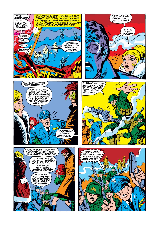 Read online Amazing Adventures (1970) comic -  Issue #14 - 12