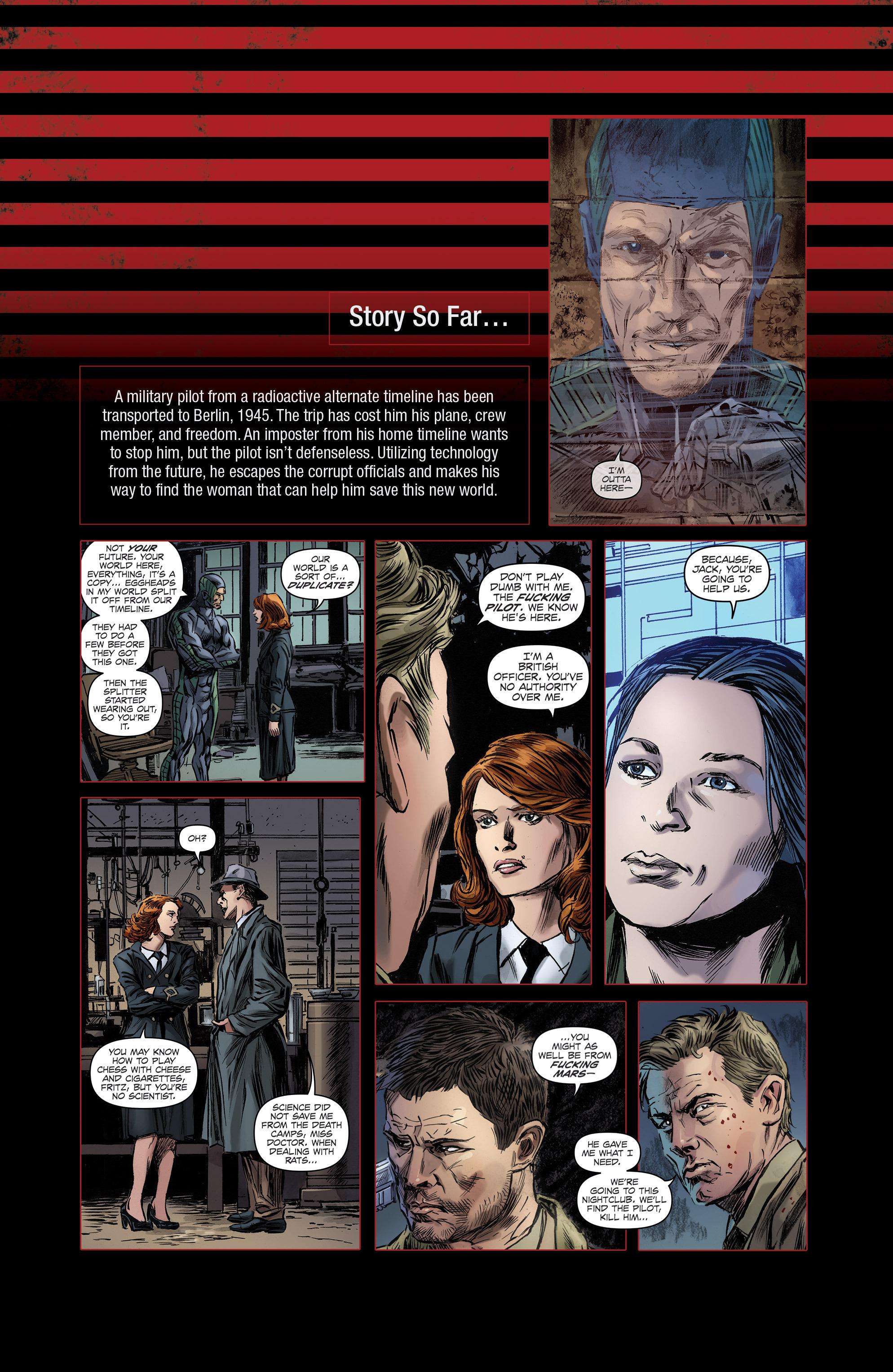 Read online Archangel (2016) comic -  Issue #3 - 3
