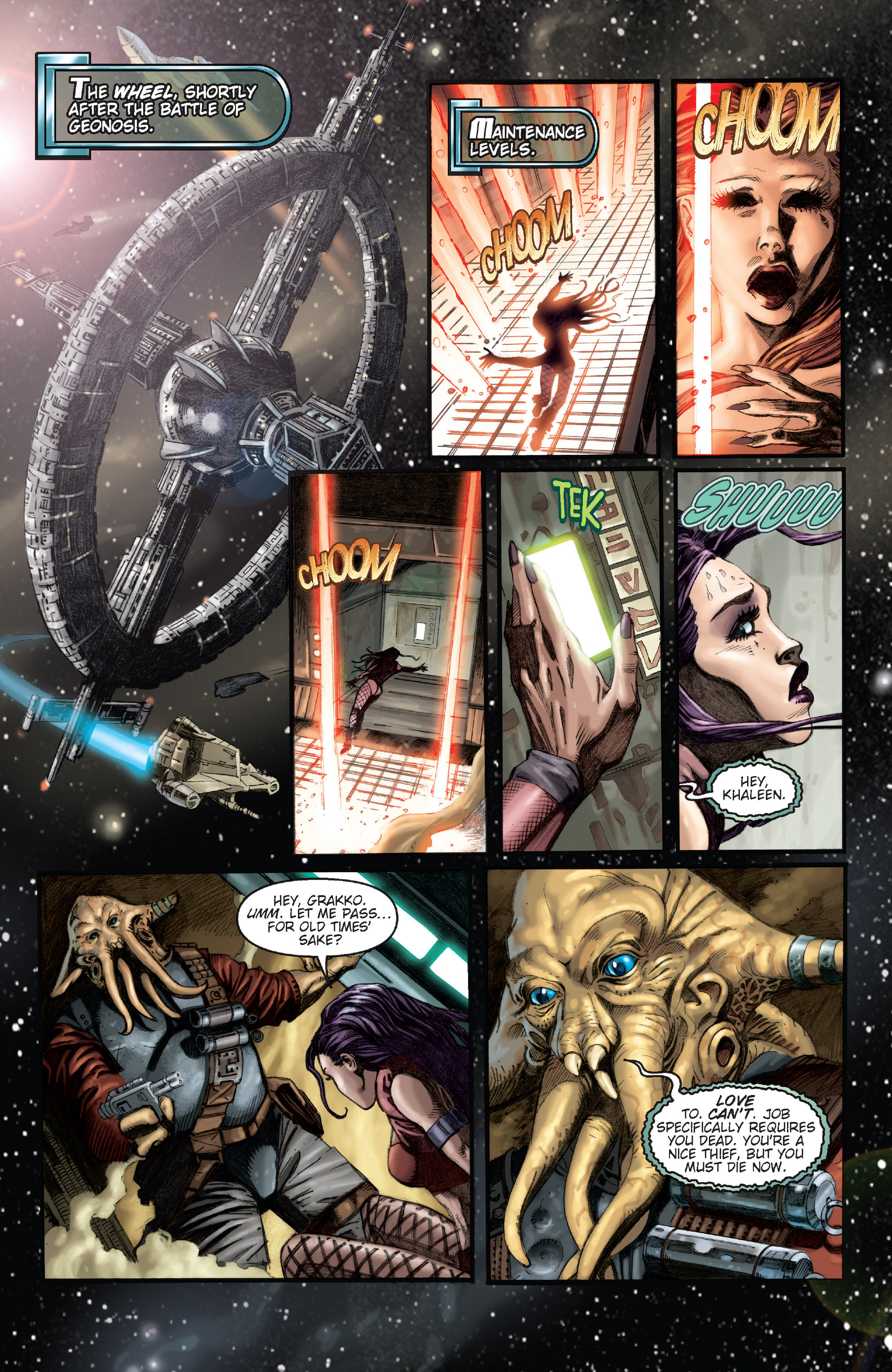 Read online Star Wars Omnibus comic -  Issue # Vol. 24 - 5