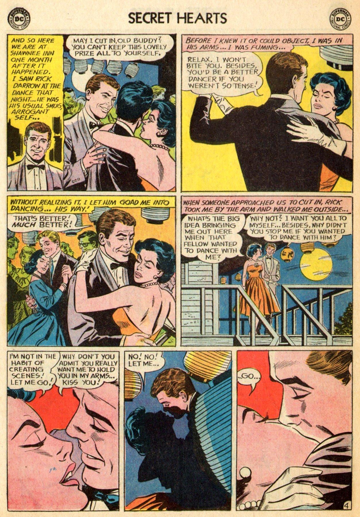Read online Secret Hearts comic -  Issue #96 - 6