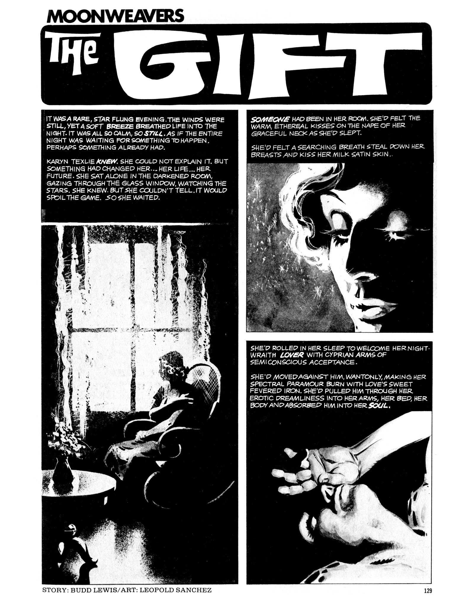 Read online Eerie Archives comic -  Issue # TPB 16 - 130