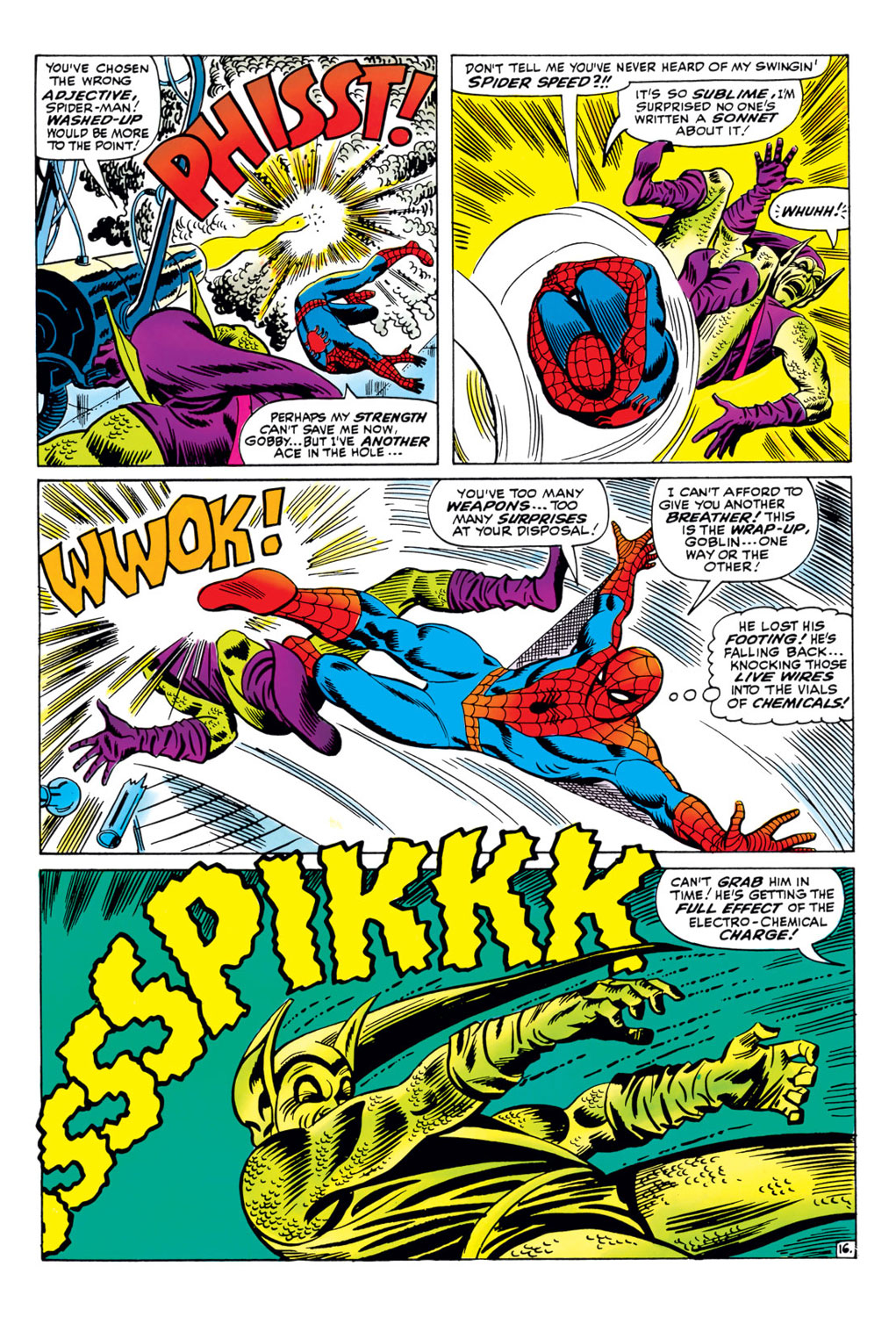The Amazing Spider-Man (1963) 40 Page 16