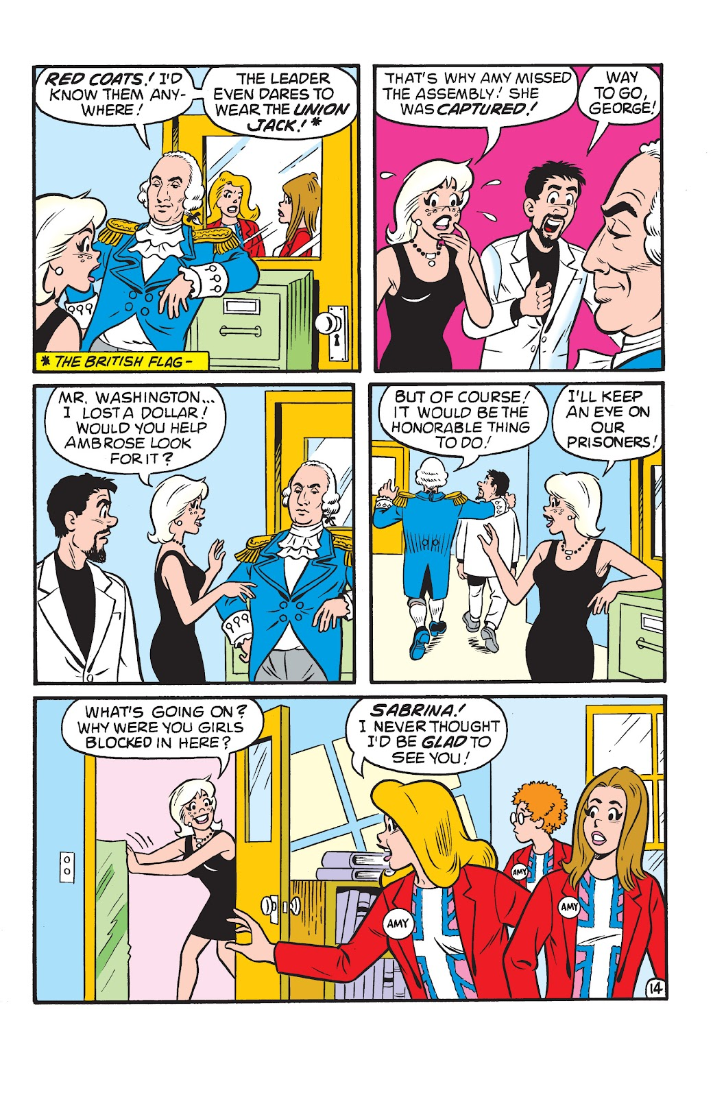 Sabrina the Teenage Witch (1997) Issue #22 #23 - English 16