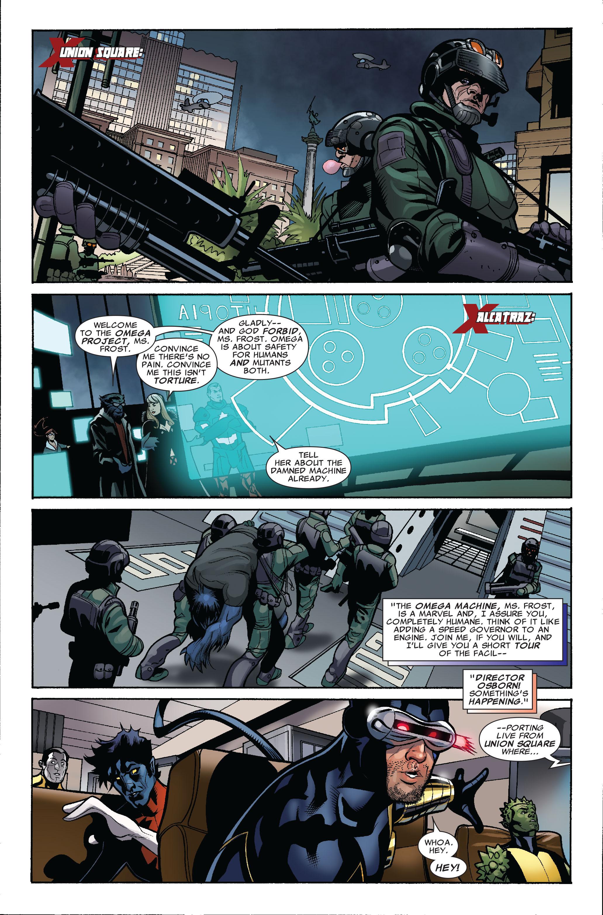 Read online Uncanny X-Men (1963) comic -  Issue #513 - 19