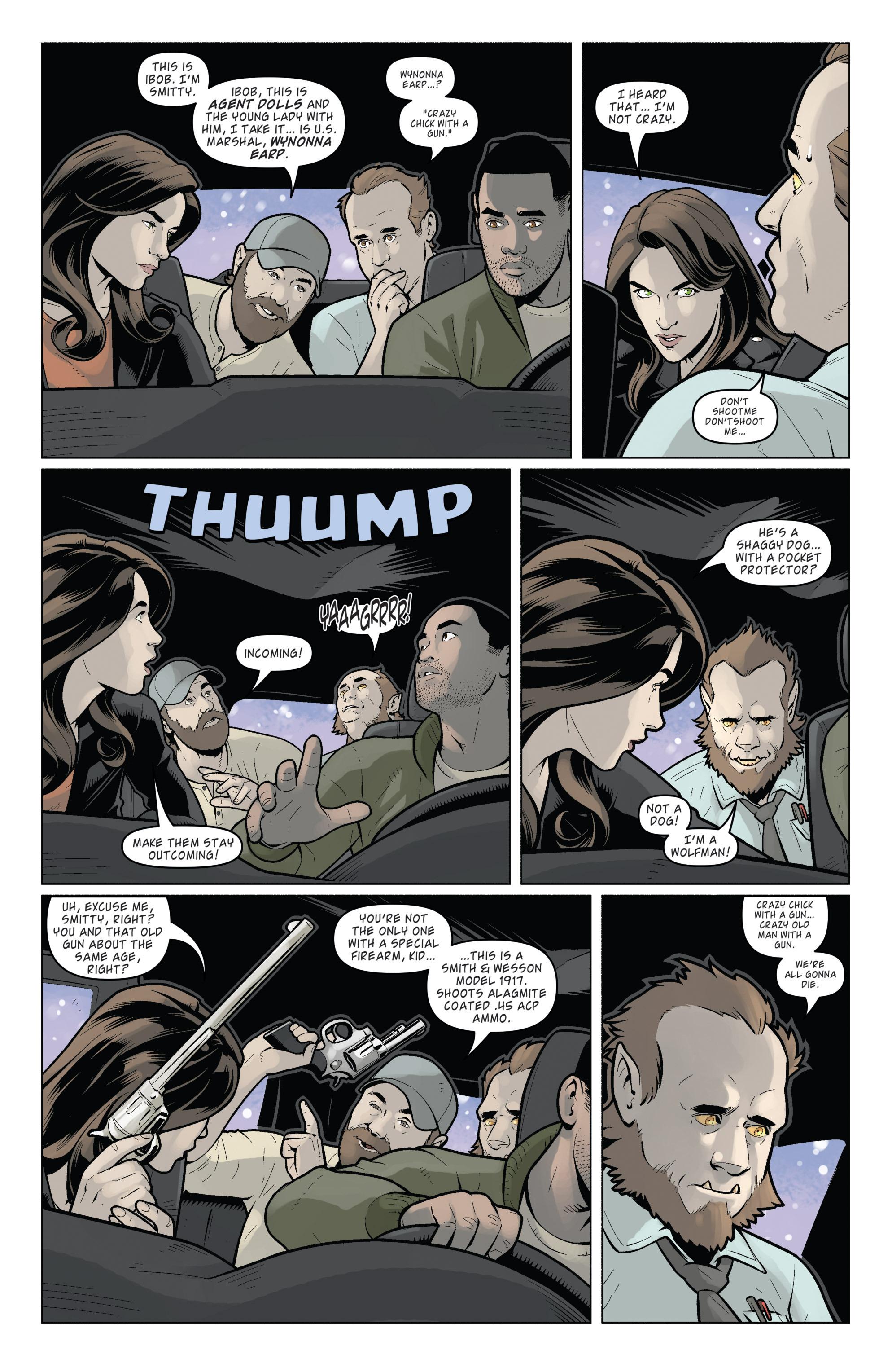 Read online Wynonna Earp (2016) comic -  Issue #8 - 7