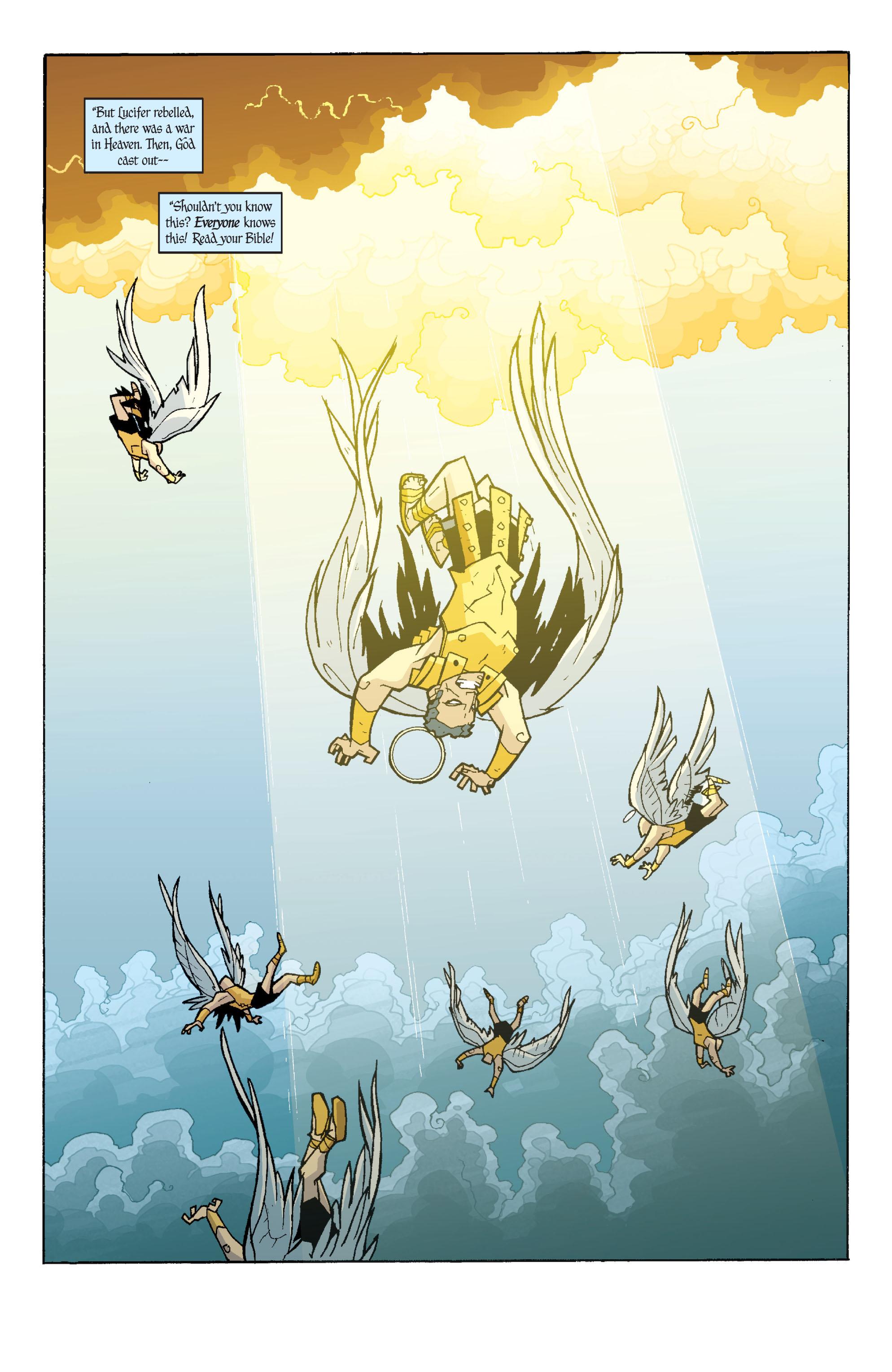Read online Killer Of Demons comic -  Issue #2 - 21