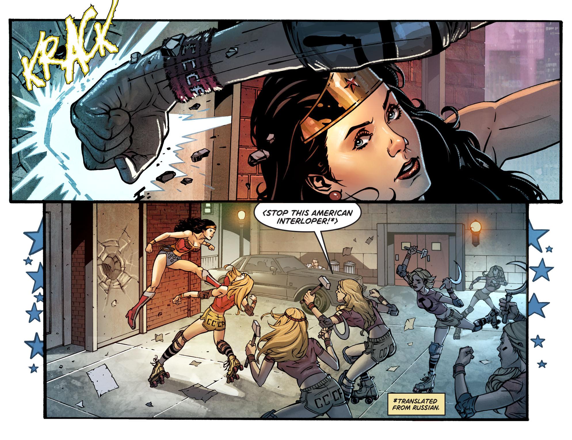 Read online Wonder Woman '77 [I] comic -  Issue #1 - 3