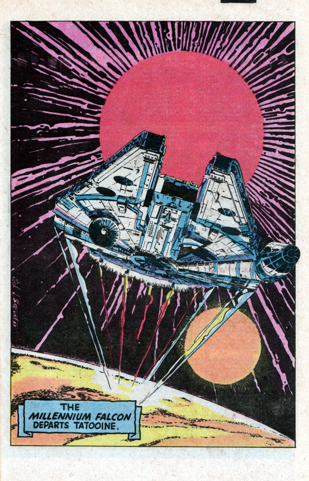 Read online Star Wars: Return of the Jedi comic -  Issue #2 - 28
