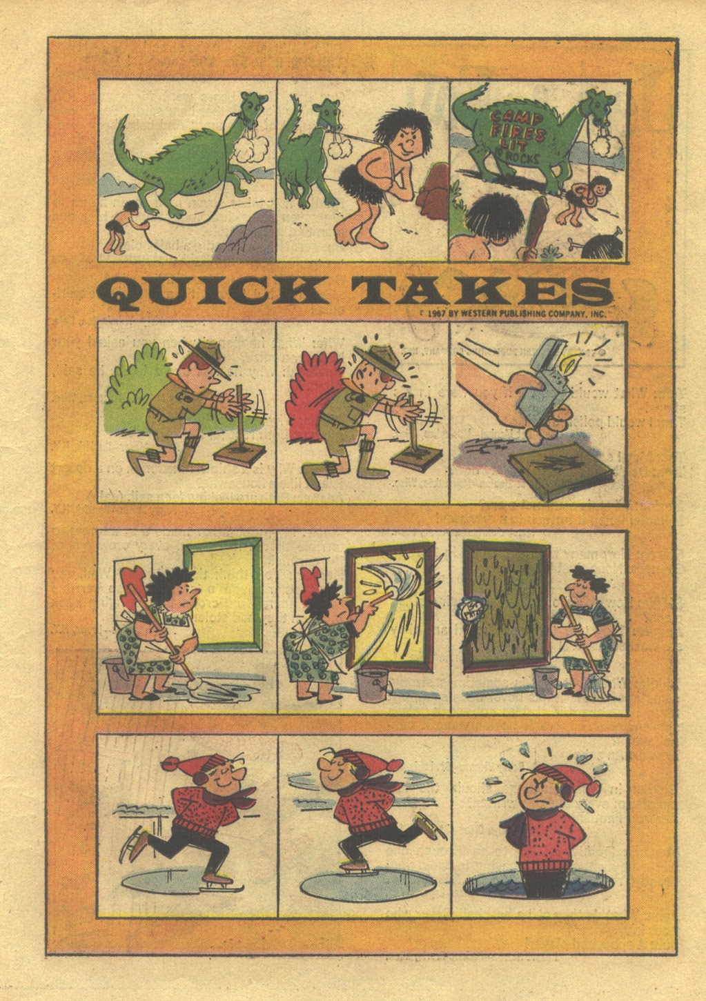 Walt Disney THE BEAGLE BOYS issue 7 - Page 19