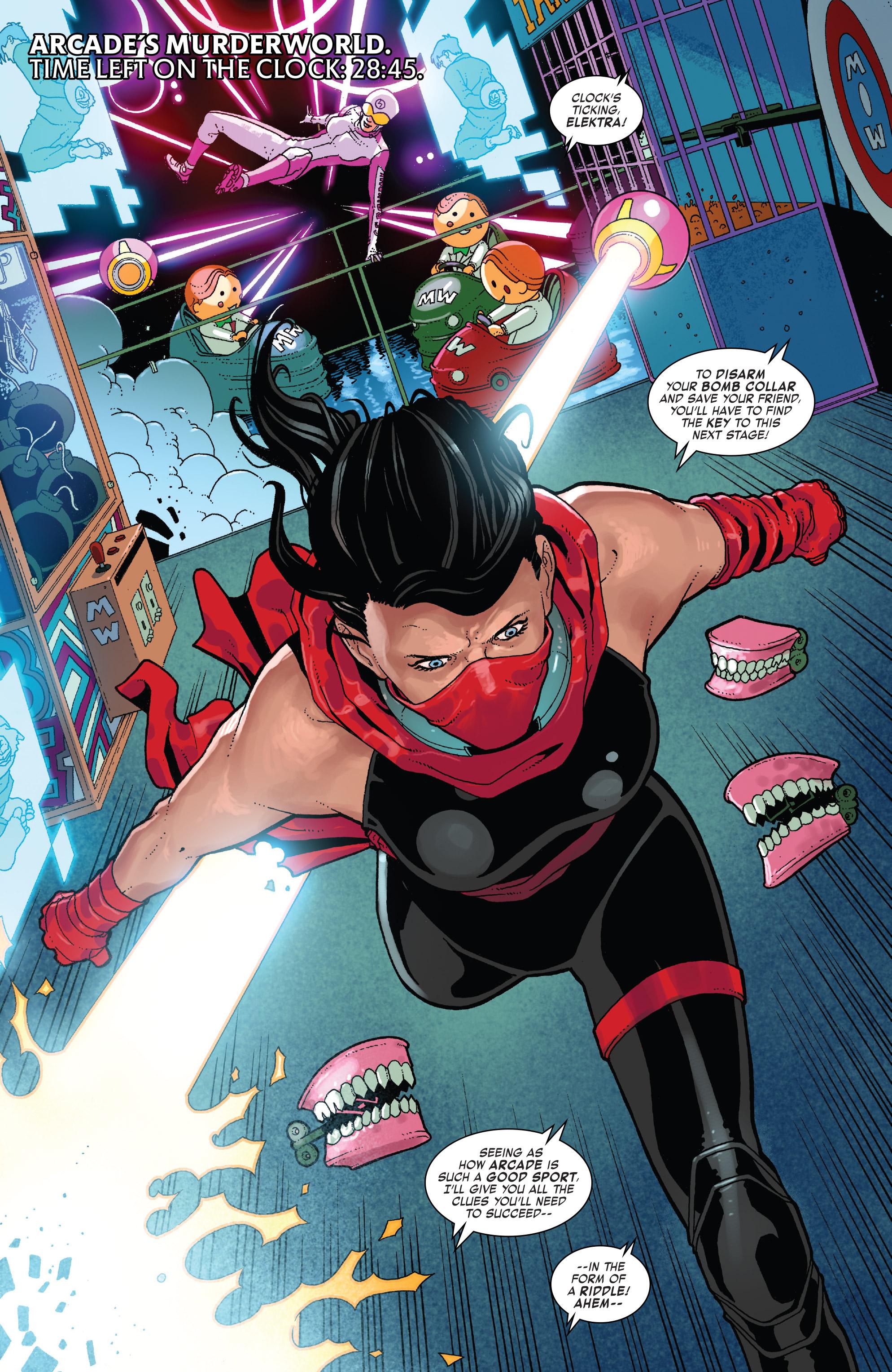 Read online Elektra (2017) comic -  Issue #4 - 3