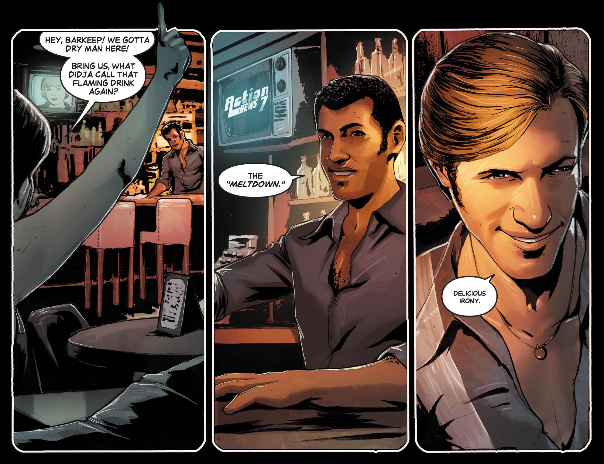 Read online Wonder Woman '77 [I] comic -  Issue #10 - 4