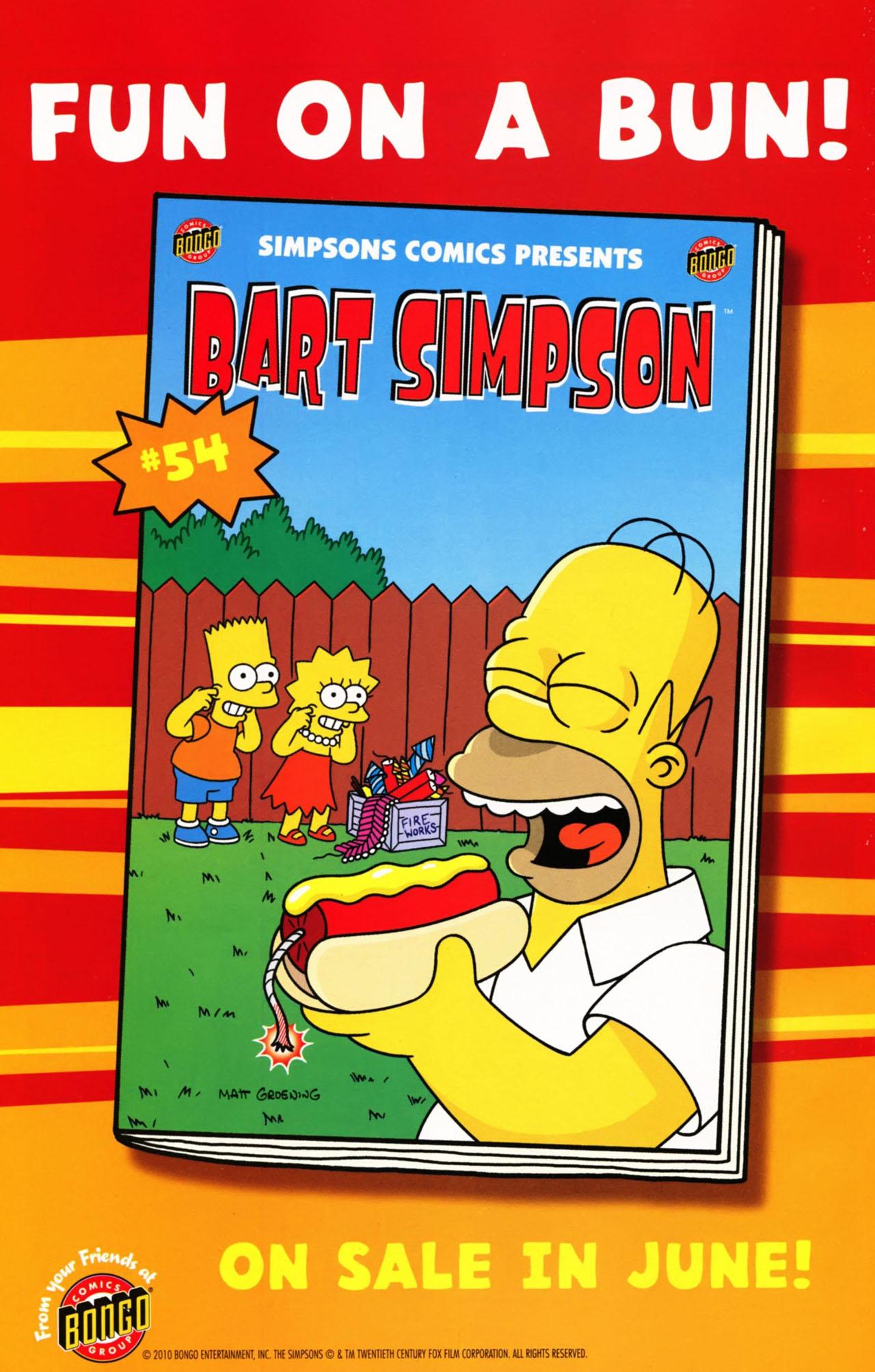 Read online Simpsons Comics Presents Bart Simpson comic -  Issue #53 - 33