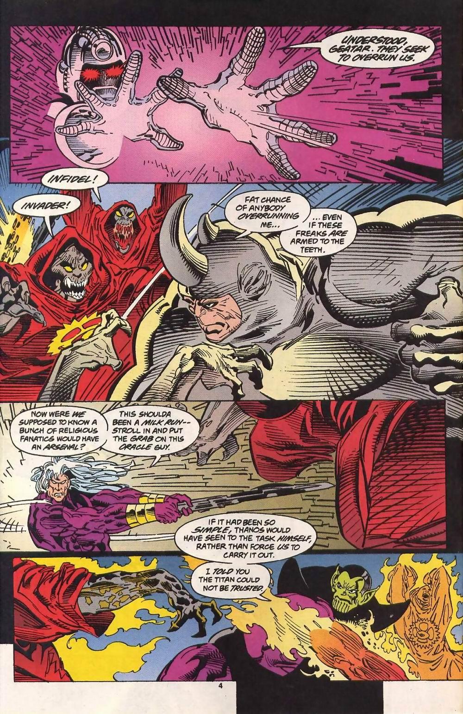 Read online Secret Defenders comic -  Issue #13 - 5