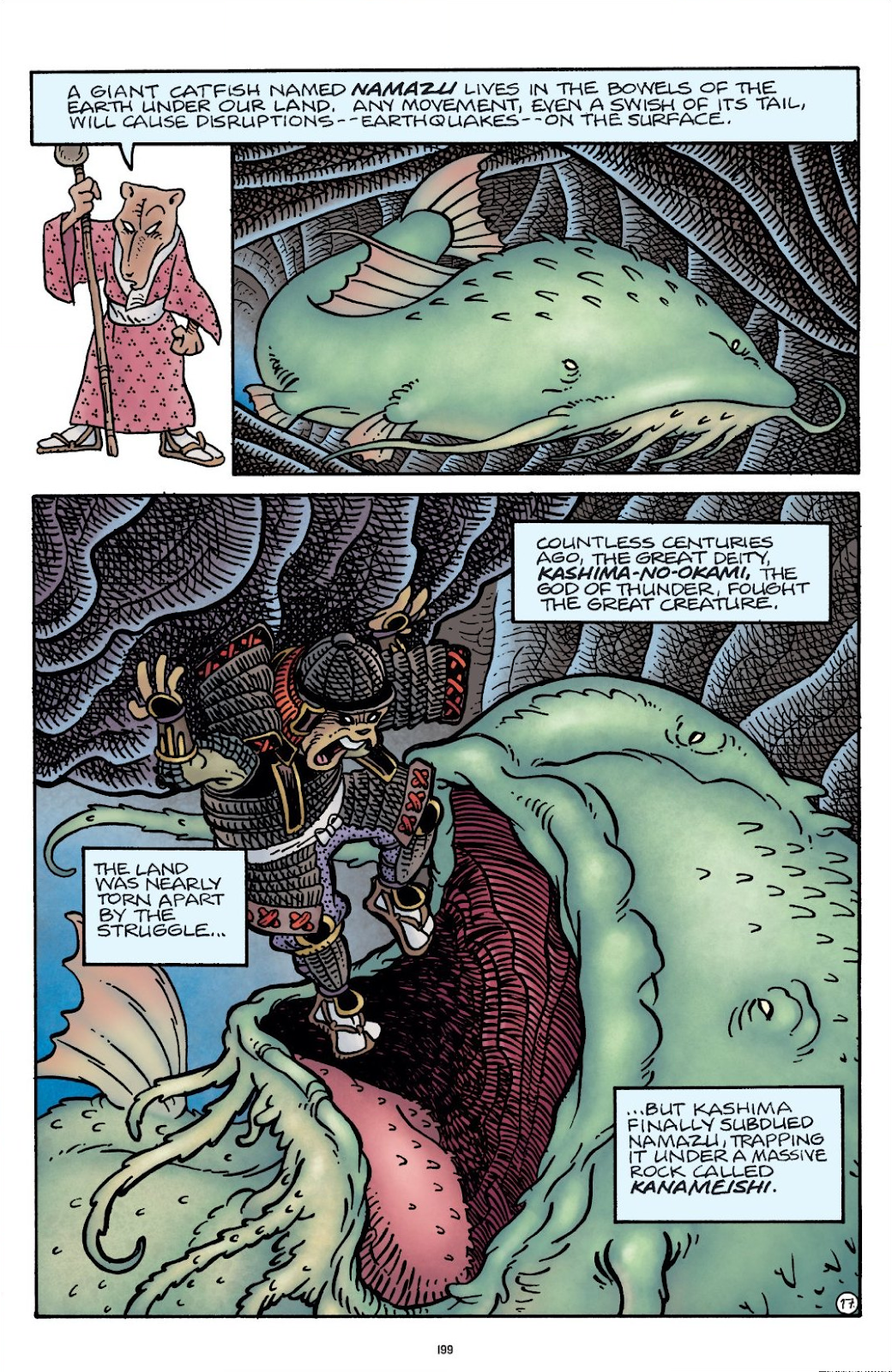 Read online Teenage Mutant Ninja Turtles: The IDW Collection comic -  Issue # TPB 9 (Part 2) - 98