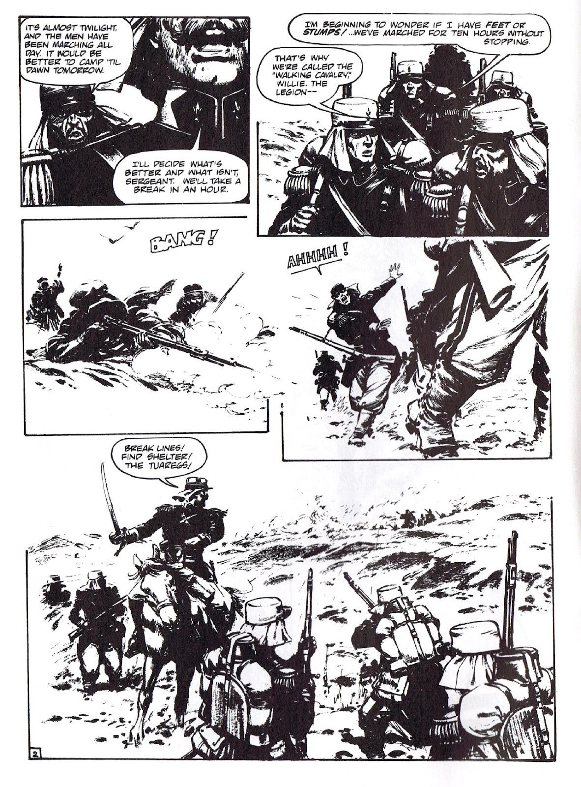 Read online Merchants of Death comic -  Issue #4 - 4