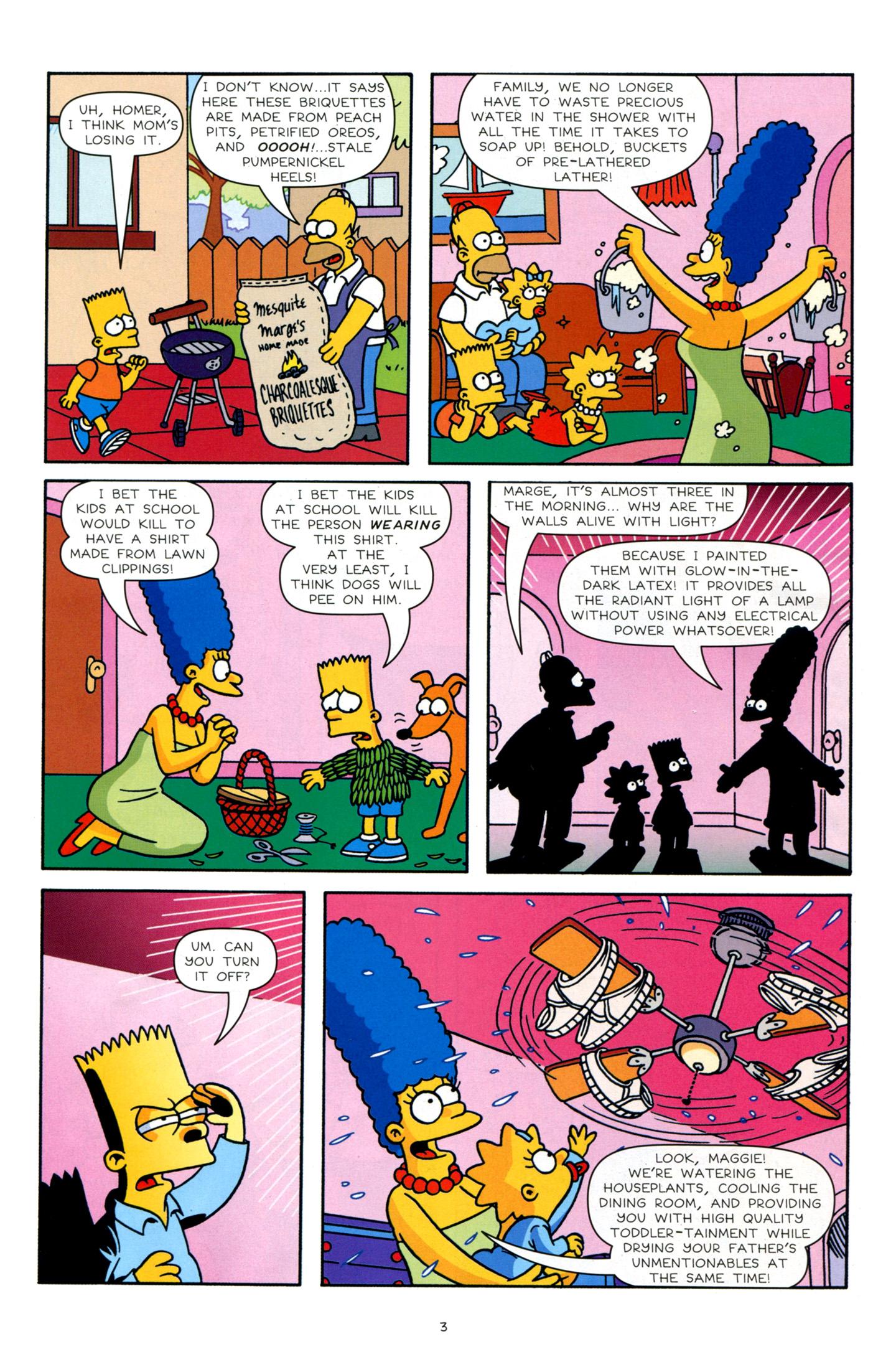 Read online Simpsons Comics Presents Bart Simpson comic -  Issue #66 - 5