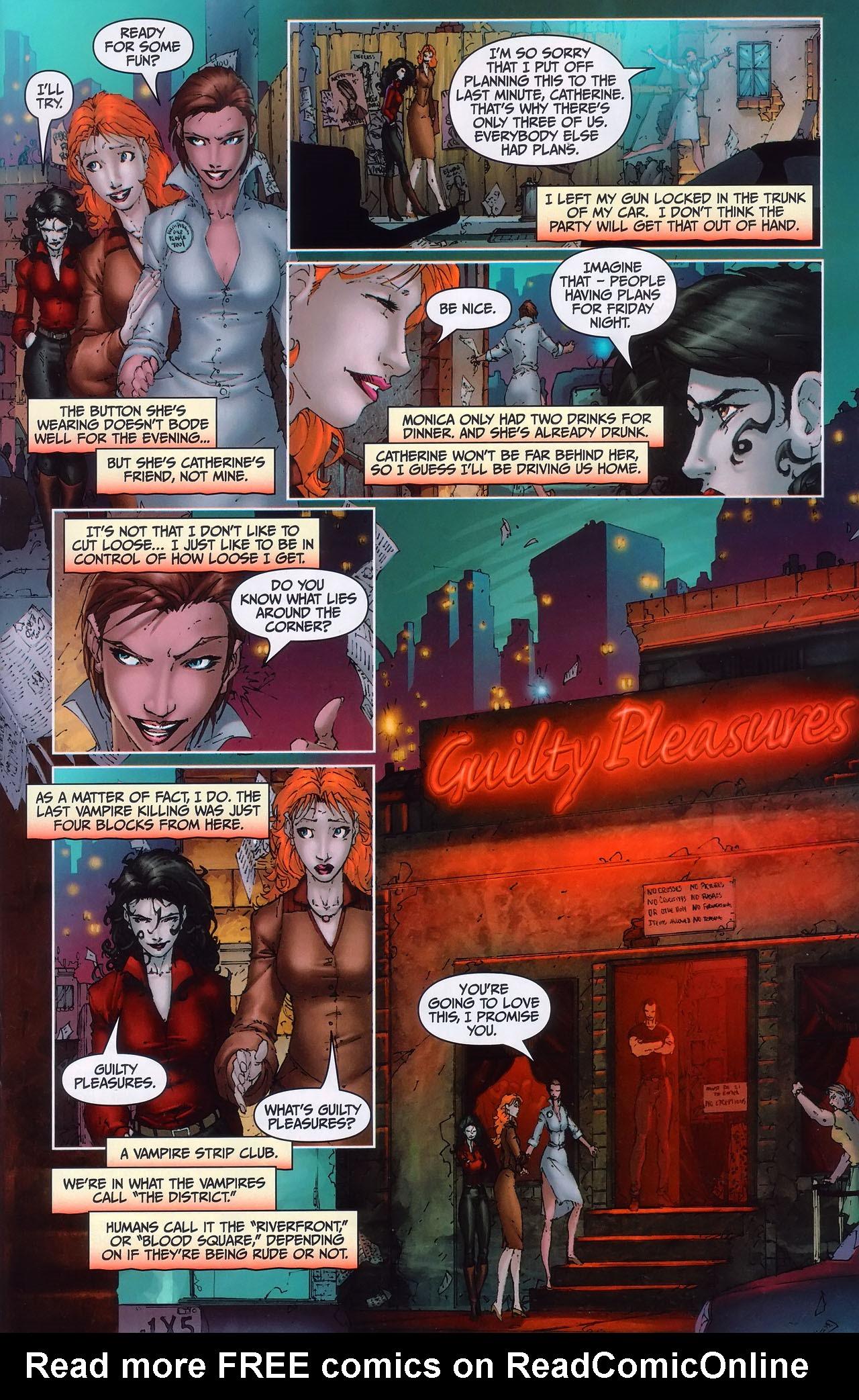 Read online Anita Blake, Vampire Hunter: Guilty Pleasures comic -  Issue #1 - 10