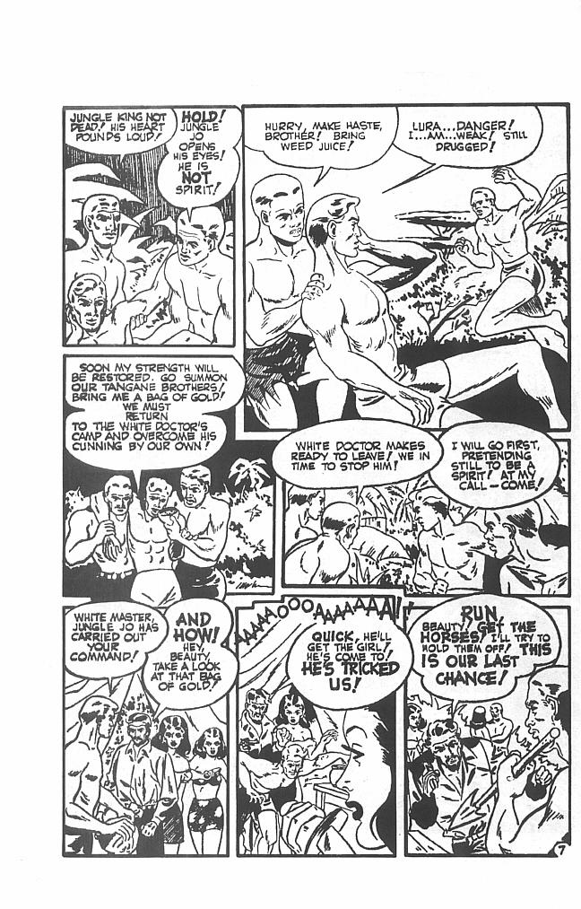 Read online Men of Mystery Comics comic -  Issue #34 - 32