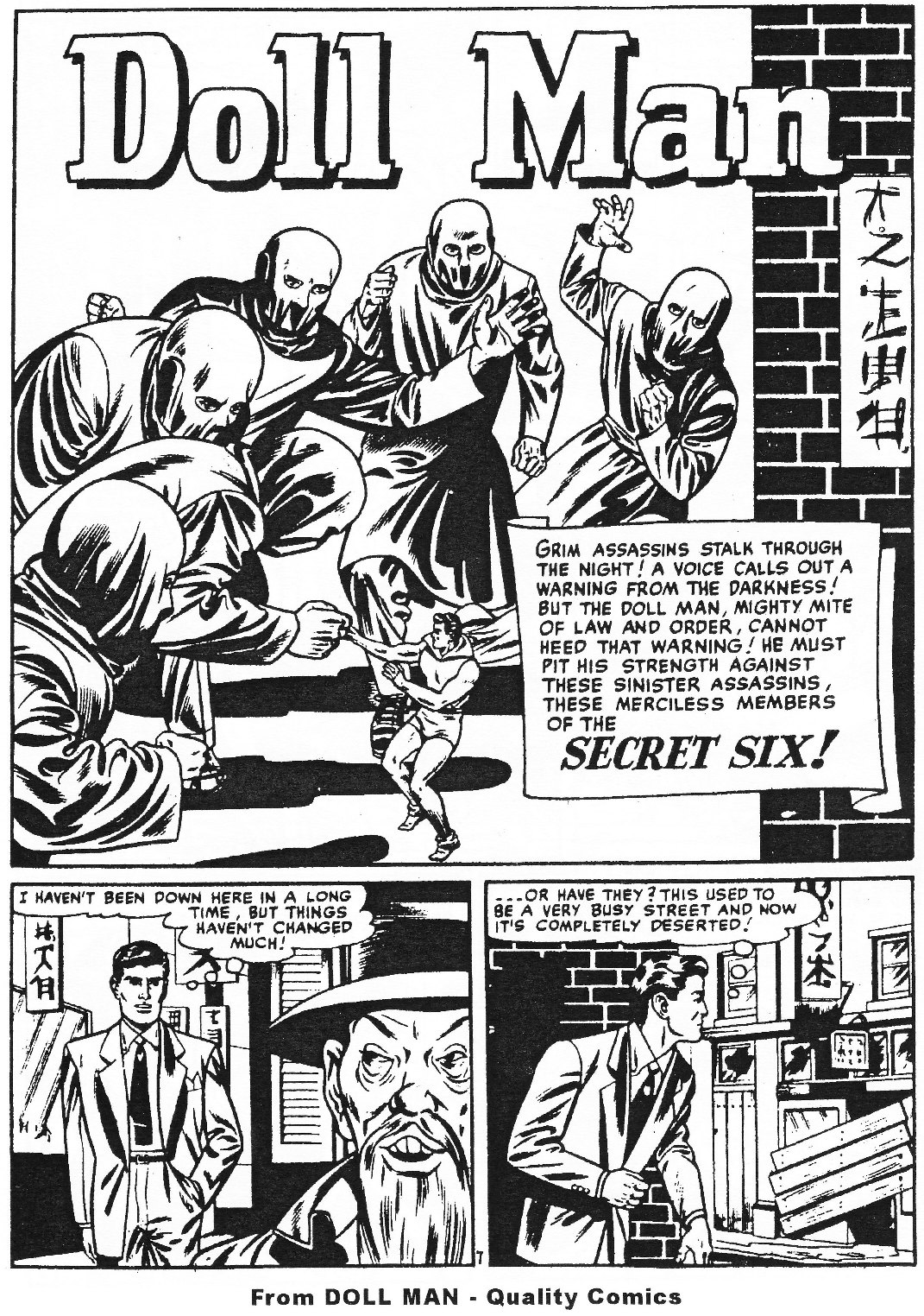 Read online Men of Mystery Comics comic -  Issue #76 - 21