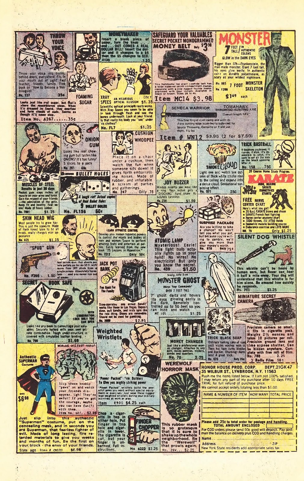Read online Doomsday   1 (1975) comic -  Issue #5 - 14