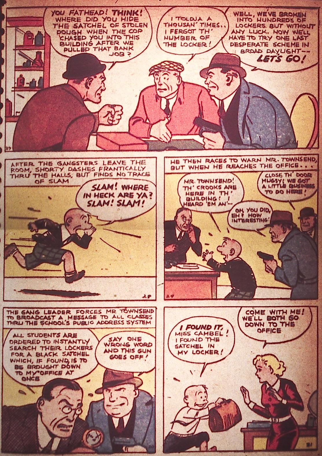 Read online Detective Comics (1937) comic -  Issue #5 - 9