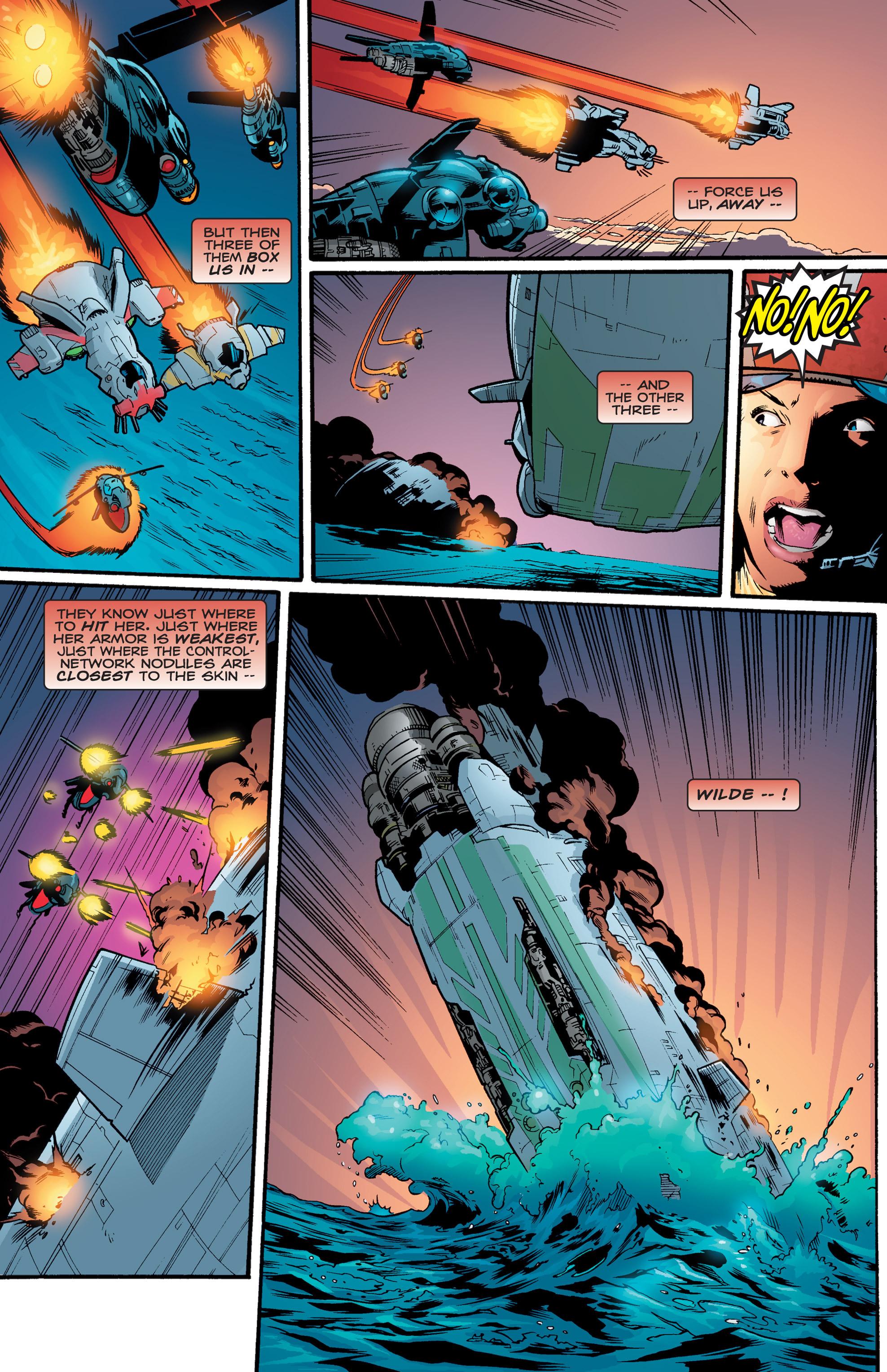 Read online Shockrockets comic -  Issue # TPB - 115