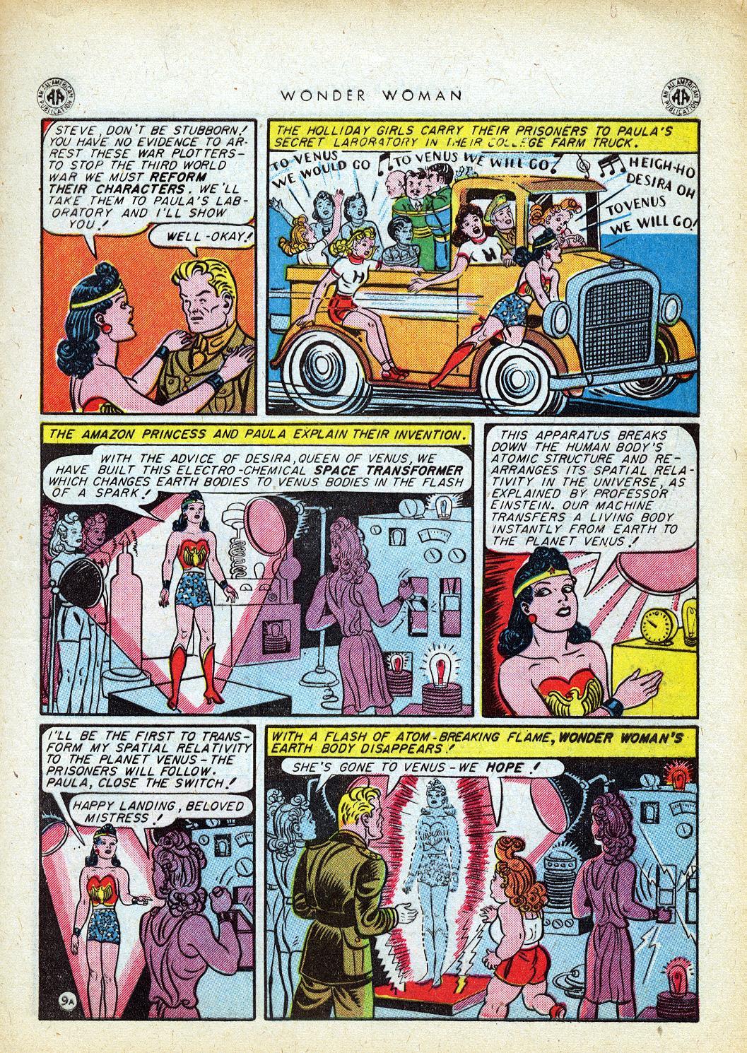 Read online Wonder Woman (1942) comic -  Issue #12 - 11