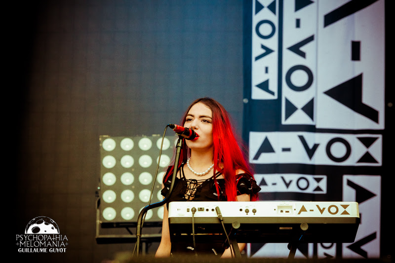 A-Vox @Main Square Festival 2016, Arras 03/07/2016