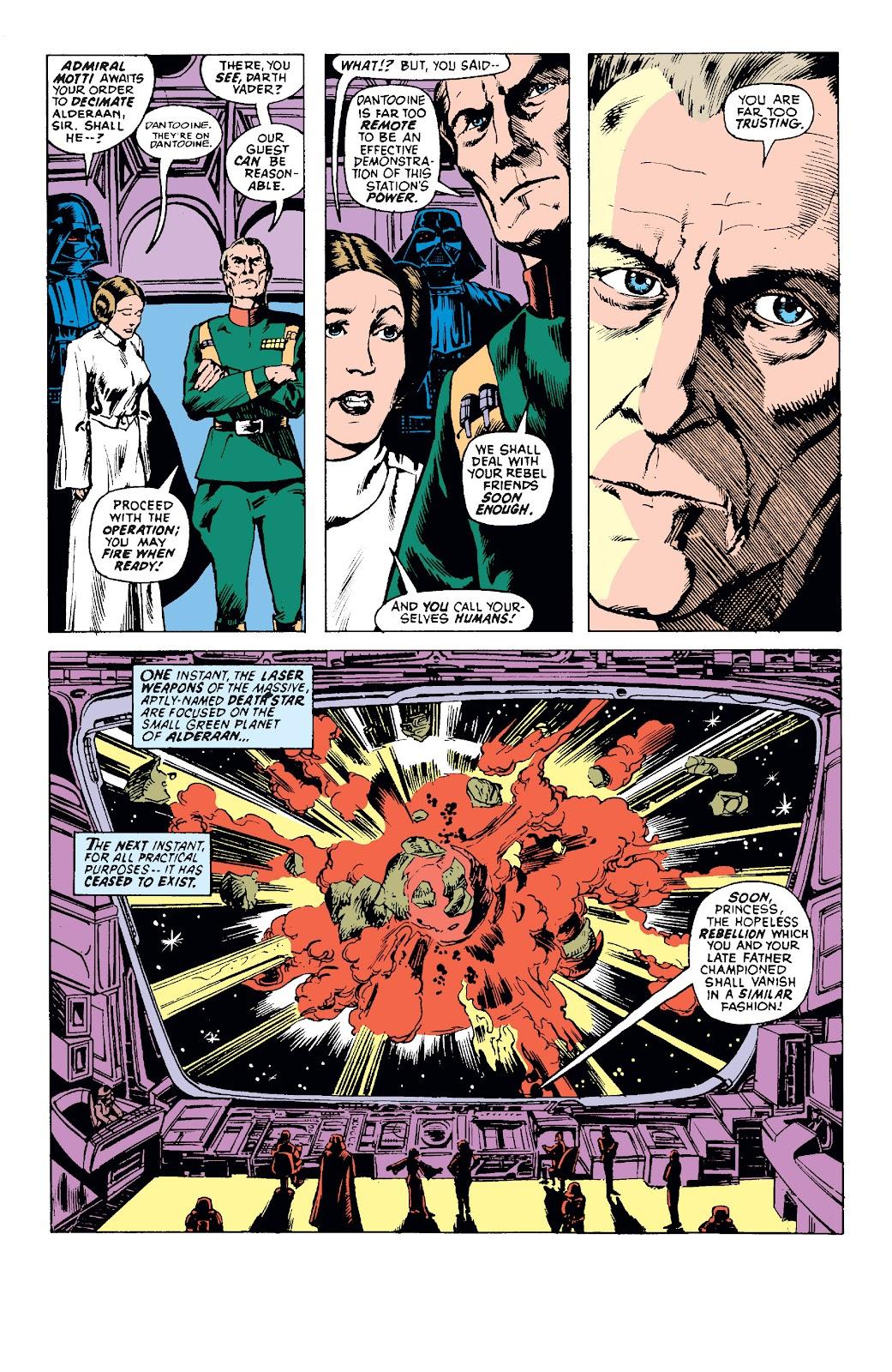Star Wars (1977) Issue #3 #6 - English 3