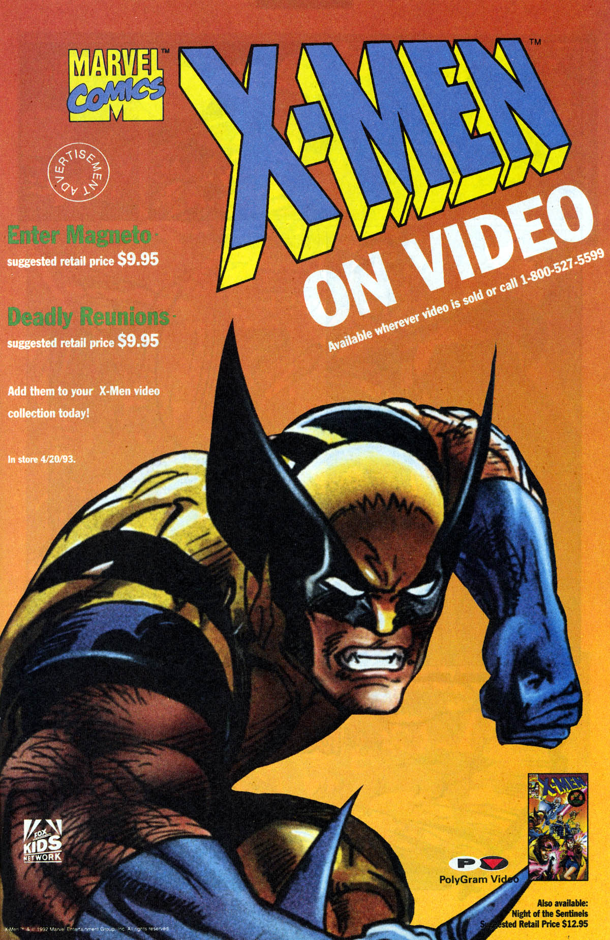 Read online X-Force (1991) comic -  Issue #21 - 8