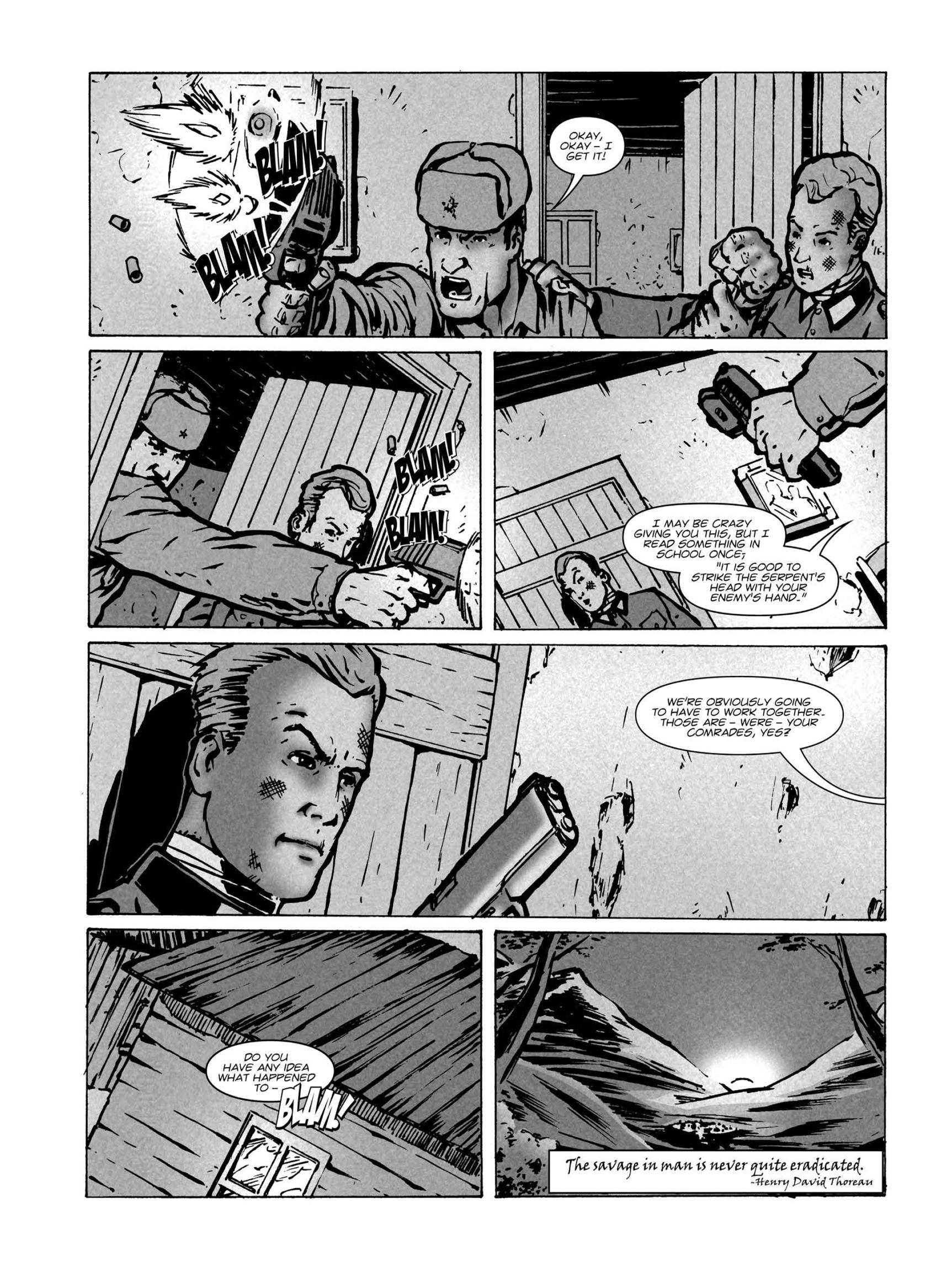 Read online FUBAR comic -  Issue #1 - 54
