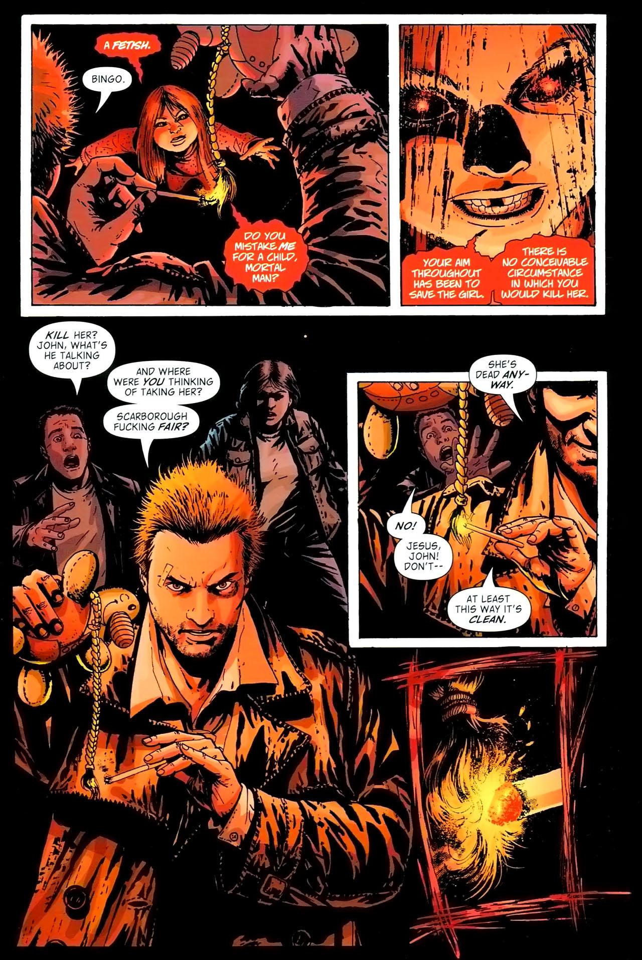 Read online John Constantine Hellblazer: All His Engines comic -  Issue # Full - 112