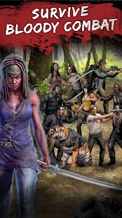 Permainan Walking Dead: Road to Survival 3.1.3.42929 Apk 2017