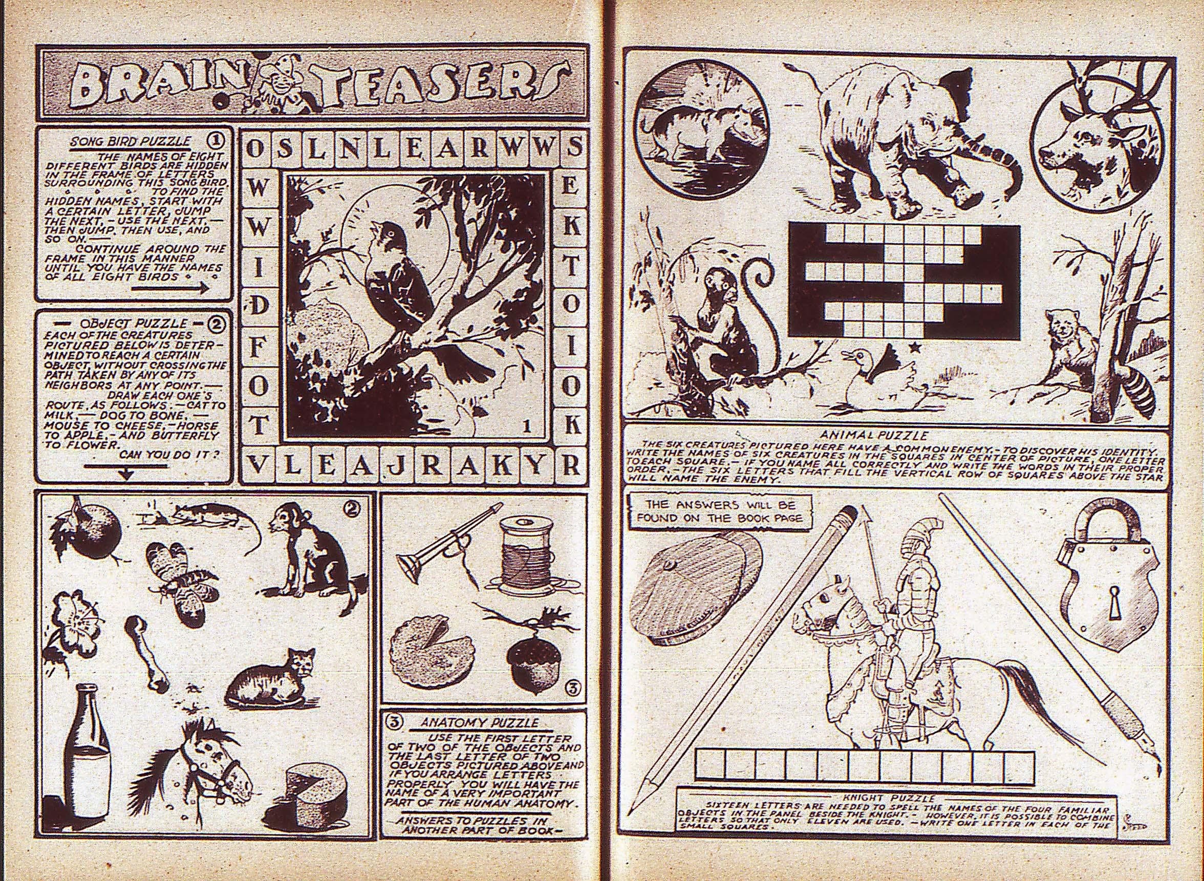Read online Adventure Comics (1938) comic -  Issue #5 - 24