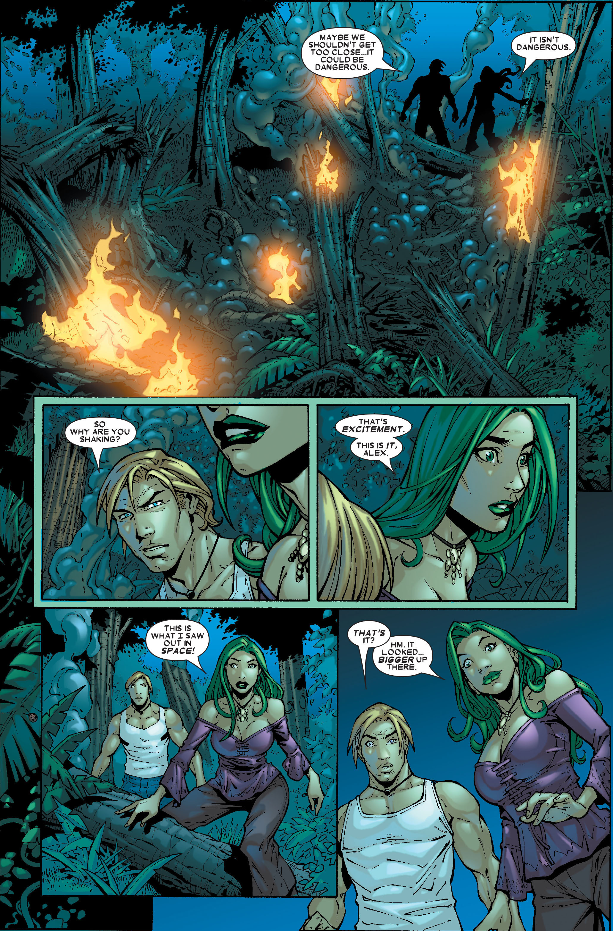 X-Men (1991) 180 Page 21