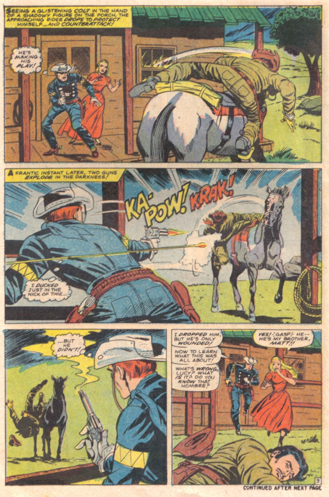 The Rawhide Kid (1955) issue 65 - Page 14