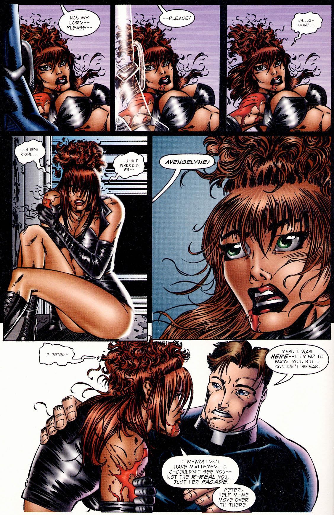 Read online Avengelyne (1995) comic -  Issue #2 - 27