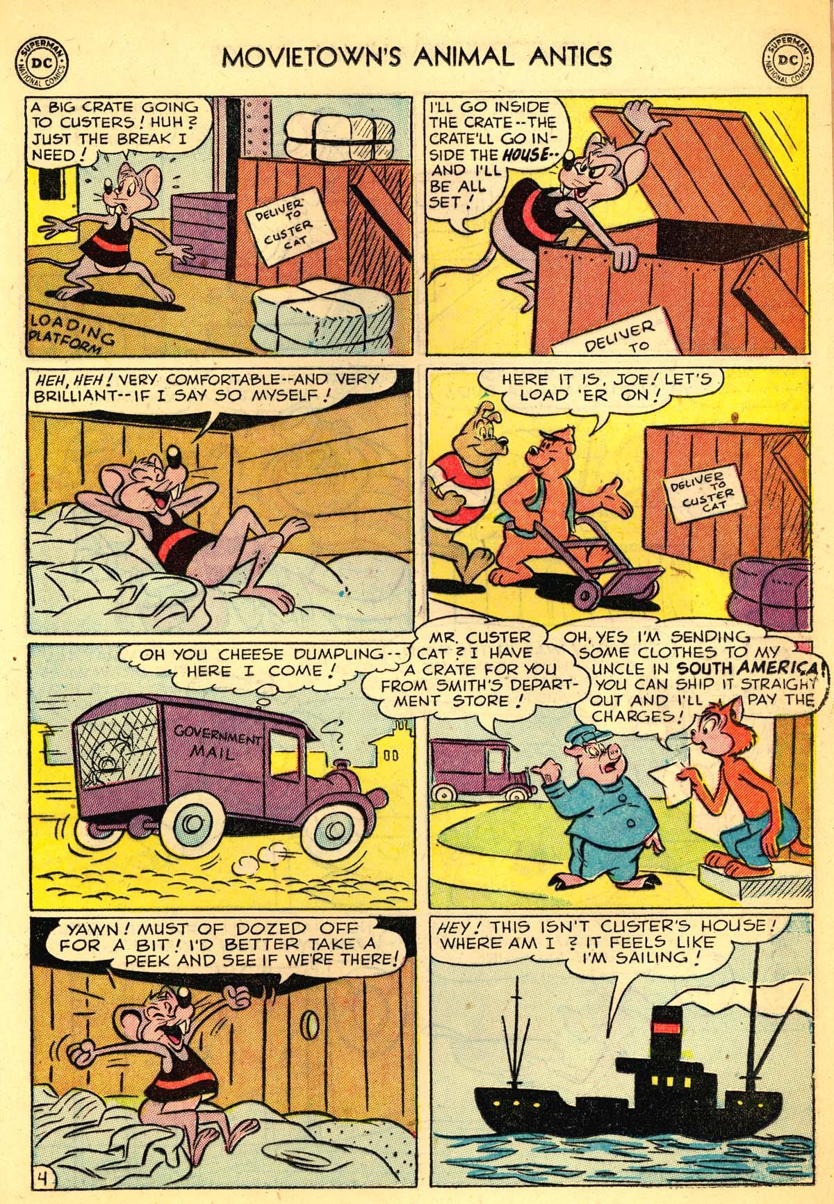 Read online Animal Antics comic -  Issue #36 - 21